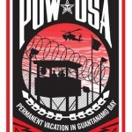 Shepard Fairey and Witness Against Torture 'POW' Print Available Now