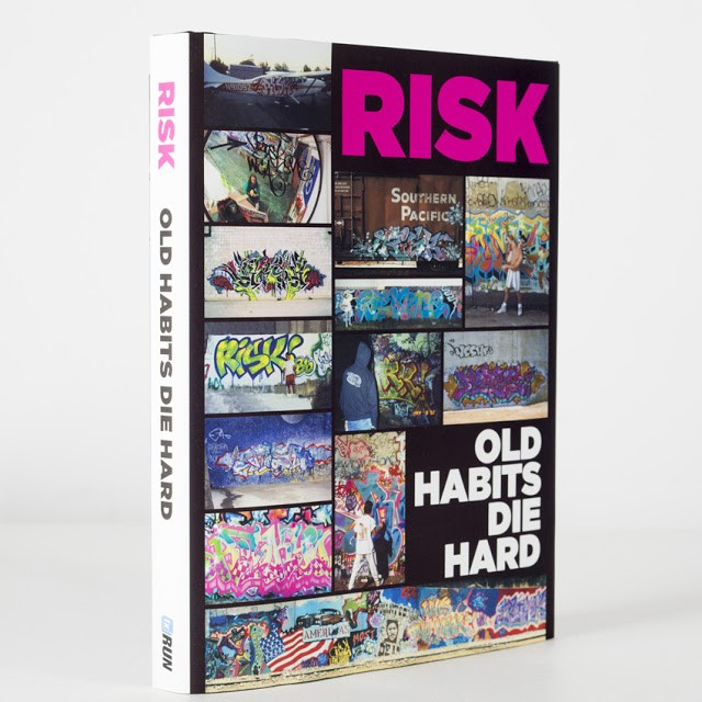 "Books: ""Old Habits Die Hard"" by RISK"