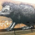 ROA New Mural In London