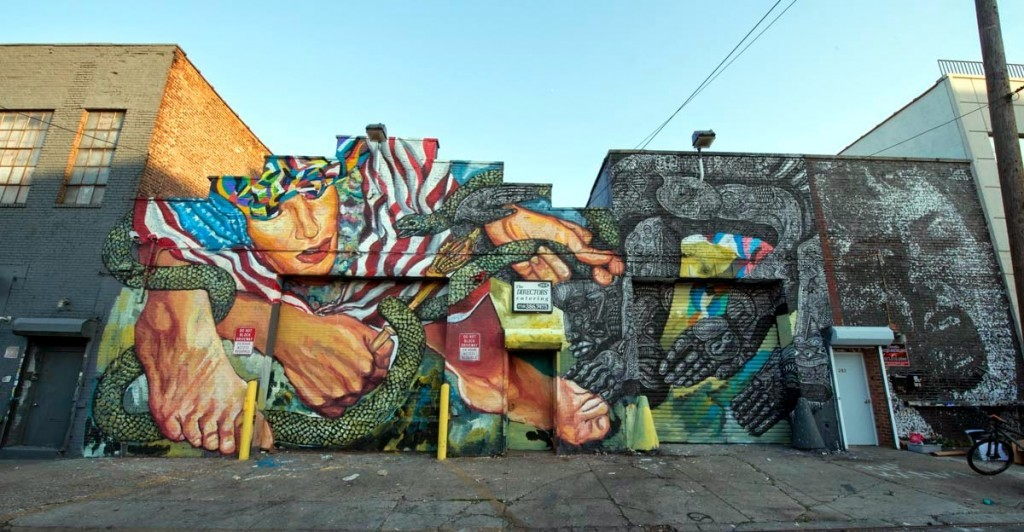 Ever x Zio Ziegler New Mural – New York City