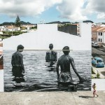 """The Road Of Solidarity"", a new piece by Freddy Sam in Azores, Portugal"