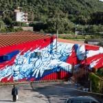 RUN New Mural For Oltre Il Muro Festival – Sapri, Italy