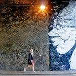 "RUN ""Phrenology"" New Mural – East London, UK"