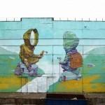 Rustam Qbic New Mural – Saint Petersburg, Russia