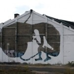 Sam3 New Mural In Besançon, France Part II