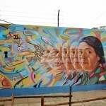 "El Decertor ""Sanity"" New Mural For Umano '13 – Lima, Peru"