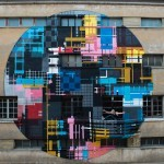 Zedz brings a new mural to the streets of Turin, Italy