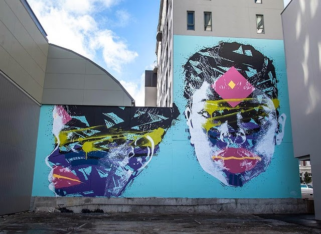 Askew New Mural For Rise Street Art Festival – Christchurch, New Zealand