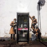 Banksy New Mural – Cheltenham, UK