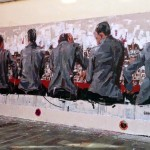Borondo New Pieces – Mulhouse, France