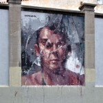 Borondo New Street Piece – Madrid, Spain