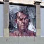 Borondo New Street Piece – Madrid, Spain