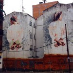 Borondo New Mural – Tetuan, Madrid