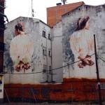 Borondo New Mural – Tetuan, Madrid