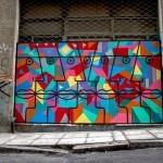 Cacaorocks New Mural – Athens, Greece