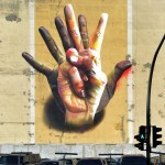Case Ma'Claim New Mural – Berlin, Germany