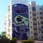 D*Face New Mural For Maus Malaga – Spain