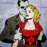 """DFace """"Love Her Hate Him"""" New Mural In NYC"""