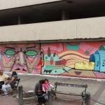 El Decertor New Mural – Lima, Peru