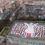 Ella & Pitr New Rooftop Piece – Saint-Etienne, France