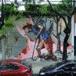 "Fintan Magee ""Homeward Bound"" New Mural – Buenos Aires, Argentina"