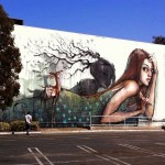 Herakut New Murals – Los Angeles, USA