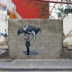 Hyuro New Street Pieces – Valencia, Spain