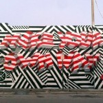 "INSA ""Make Your Own Way"" New Mural For Art Basel '13 – Miami, Florida"