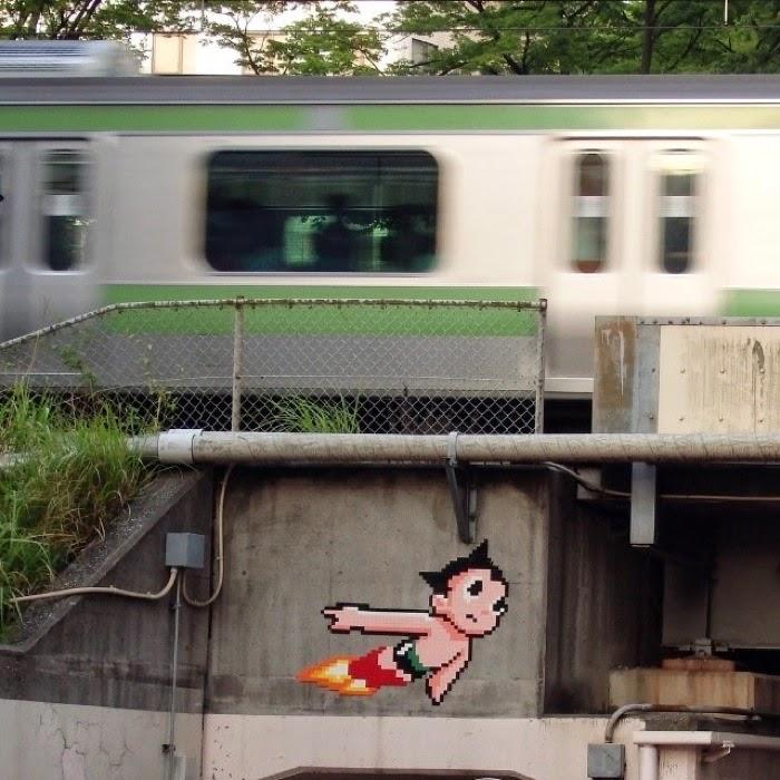 Invader New Invasions – Tokyo, Japan (Part III)