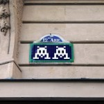 Invader New Invasions – Paris, France (March 2014) Part II