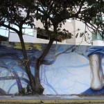 Kerotoo New Mural For Huellas del Arte – Maracay, Venezuela
