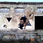"Kislow ""Lion"" New Street Piece – Sevastopol, Ukraine"