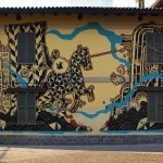 M-City New Mural In Carugate, Italy