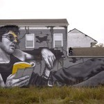 "MTO ""Louisiana Blue Note"" New Mural – New Orleans, USA"