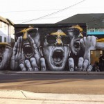 "MTO ""Gasa-Gasa In Nola"" New Mural – New Orleans, USA"