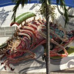 Nychos New Mural For Art Basel '13 – Wynwood, Miami