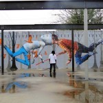 Seth x Fintan Magee New Mural For The Museum Of Public Art – Baton Rouge, USA