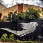 Sliks New Mural – Sao Paulo, Brazil