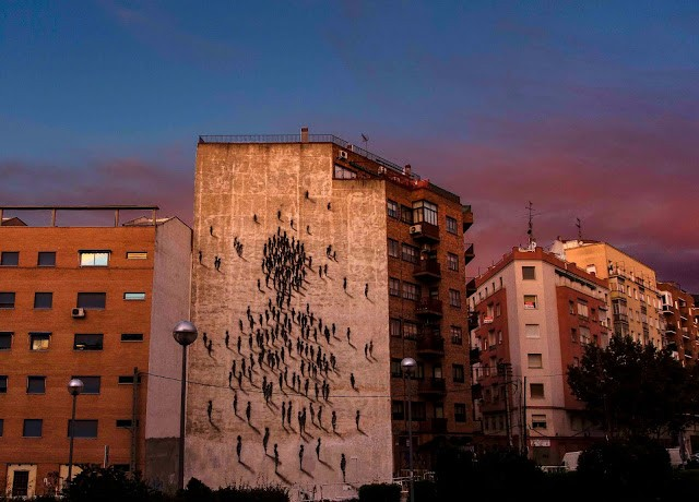 The 10 Most Popular Street Art Pieces Of November 2013