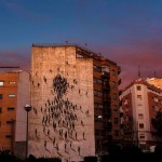 Suso33 New Mural – Madrid, Spain