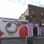 Sweet Toof New Mural In London