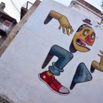 "Mr Thoms ""Fashion Trap"" New Mural – Favara, Sicily"