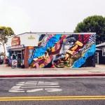 Tristan Eaton x Richard Henderson New Mural – Santa Monica, USA