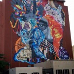 Tristan Eaton New Mural – West Palm Beach, Florida