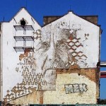 Vhils New Mural – Lisbon, Portugal (Part II)
