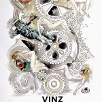 "Preview: VinZ ""Tempus Fugit"" @ London's RexRomae"