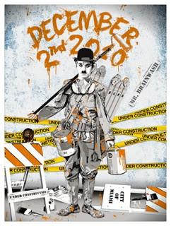 Mr Brainwash 'Under Construction' Miami Solo Show 2nd December