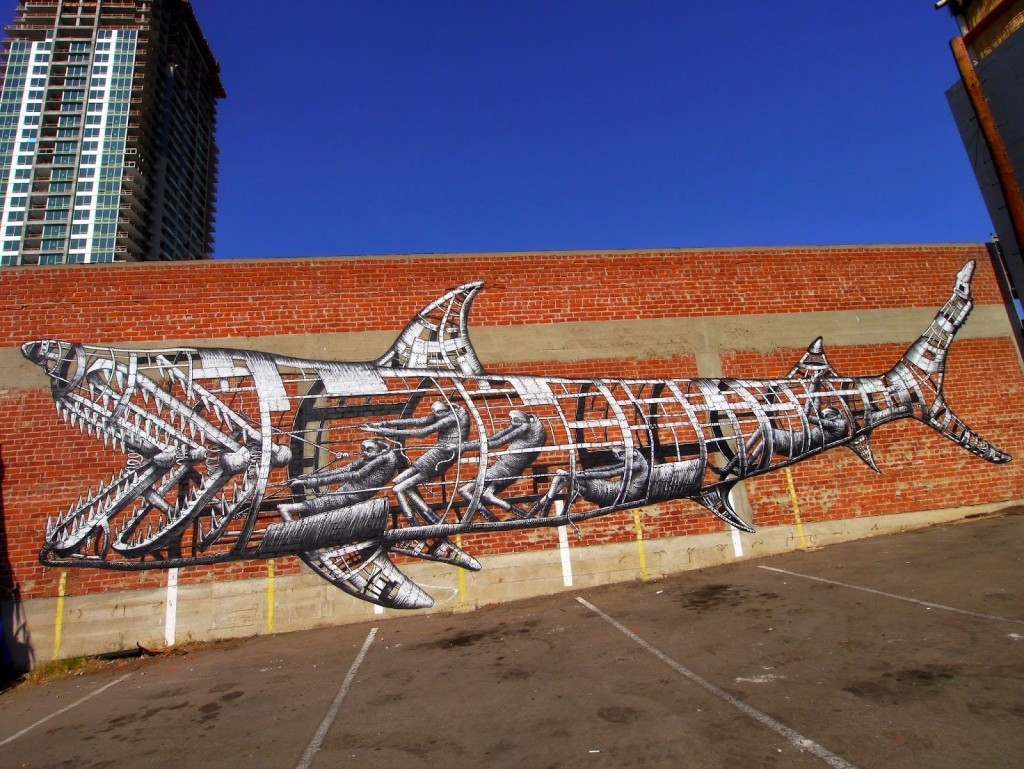 The 10 Most Popular Street Art Pieces of November 2014