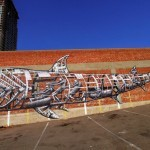Phlegm reveals his mural for PangeaSeed in San Diego