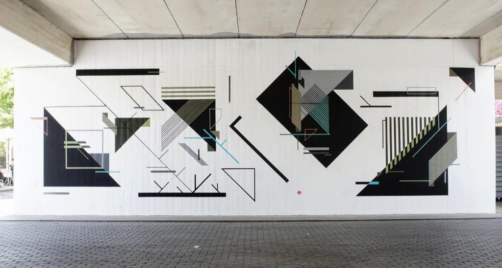 Seikon New Mural For Poliniza '14 – Valencia, Spain